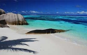 The world's best beach - Anse Source d'Argent