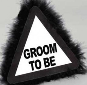 Groom to be - Stag party