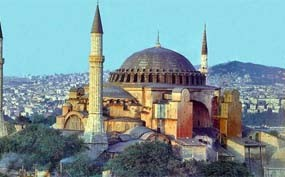 Istanbul, steeped in history and a popular tourist destination