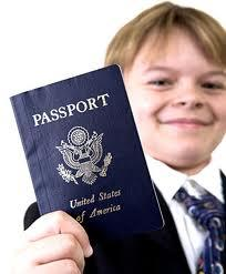Passports for children