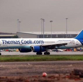 Thomas Cook in crisis