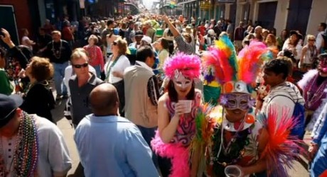 five carnival and Mardi Gras festivals around the world | Travel News